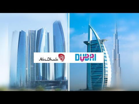 Dubai Vs Abu Dhabi ... which town is the best?