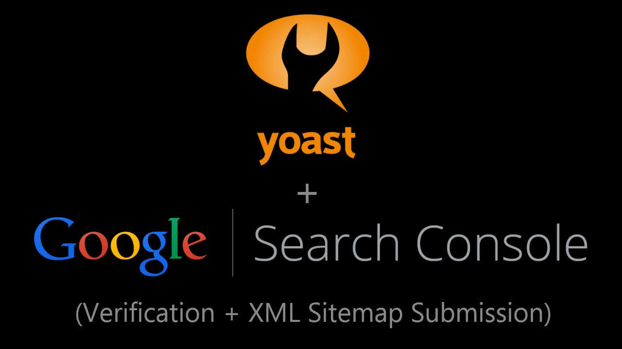 yoast google search console verification xml sitemap submission