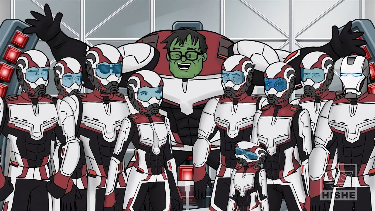 Jak mělo skončit Avengers: Endgame