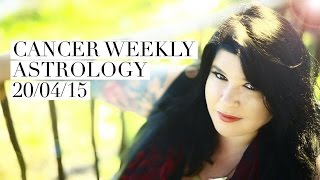 Cancer Weekly Astrology Forecast April 20th 2015 Michele Knight