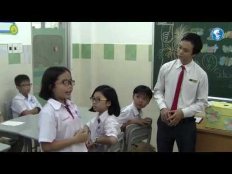 The Asian International School - Thai Van Lung Campus - Monitor Election - 4/11/2015