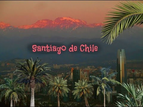 Beautiful moments - Santiago de Chile. Travel to Chile. Путешествие в Чили