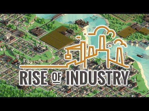 Rise of Industry Preview / Ersteindruck / Tutorial (Deutsch / Let's Play)