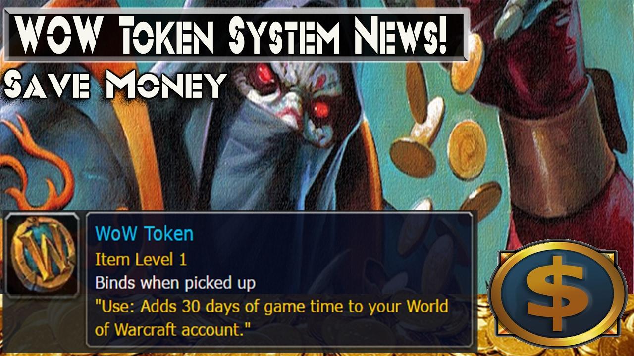 Wow tokens faq