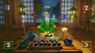 Ninja Reflex Nintendo Wii Gameplay - Hashi