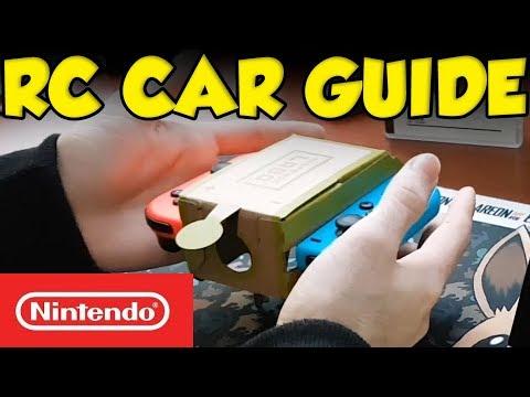 Nintendo Labo RC Car - Build & Play! Nintendo Labo Build Guide