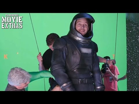 Passengers | Funny Moments with Chris Pratt (2016)