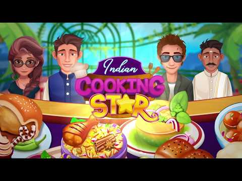 Indian Cooking Star - Best Restaurant Cooking Mobile Games