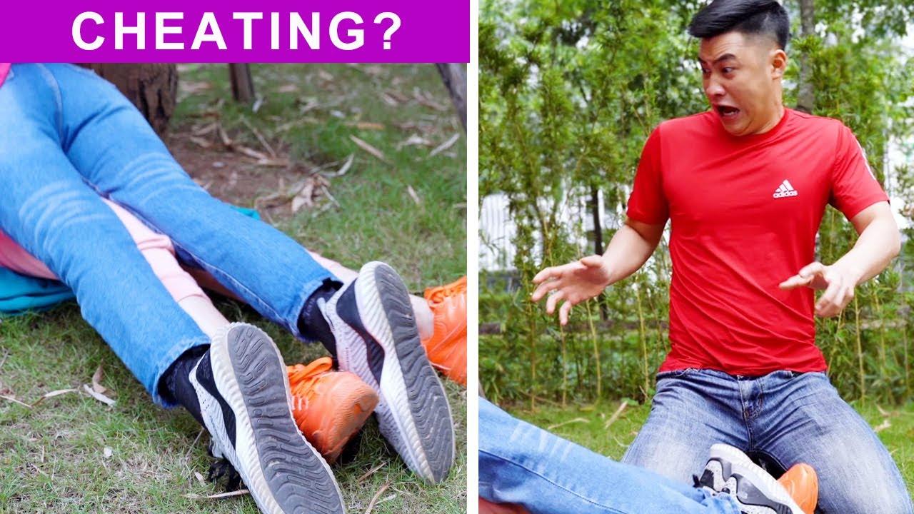 10 Best Funny Couple Pranks | Funny DIY Tricks And Prank Wars Compilation
