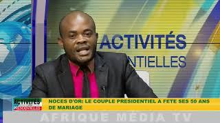ACTIVITÉS PRÉSIDENTIELLES DU 15 12 2014