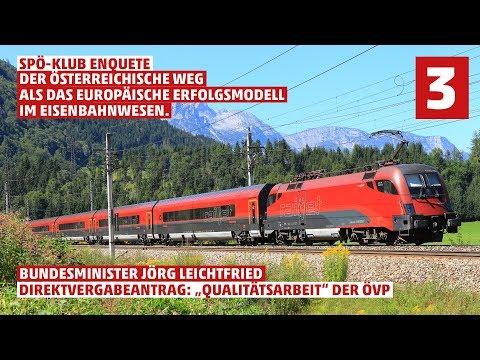 "Direktvergabeantrag: ""Qualitätsarbeit"" der ÖVP - Jörg Leichtfried"