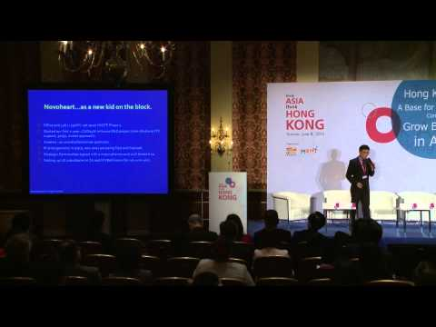 Hong Kong - A Base for Technology Companies to Grow Asia Business (TATHK Toronto)