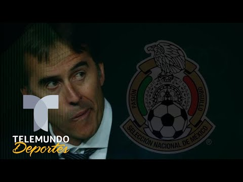 Julen Lopetegui podría ser el próximo seleccionador de Selección Mexicana | Telemundo Deportes