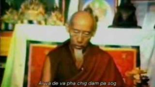 CHOD MELODIES (Part 4) by KYABJE ZONG RINPOCHE