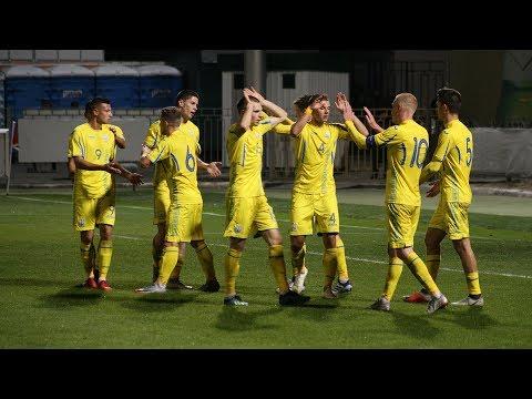 Зубков и Коваленко принесли победу сборной Украины U21 над Шотландией U21