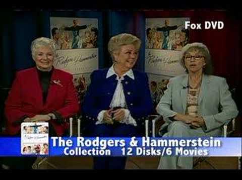 Shirley Jones Mitzi Gaynor and Rita Moreno interview