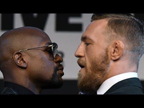 (FULL) Floyd Mayweather vs. Conor McGregor Las Vegas Press Conference   ESPN