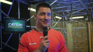 Wer hat den größeren...? | Kunstturner Philipp Boy Backstage - CATCH! Die Deutsche Meisterschaft i