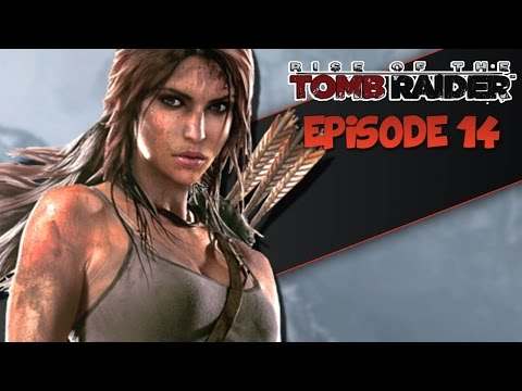 Rise of the Tomb Raider #14 : PORTE BLINDÉE