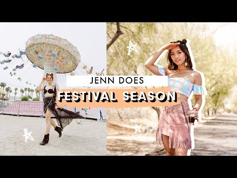 Desert Diaries | Jenn Does Music Festival Season