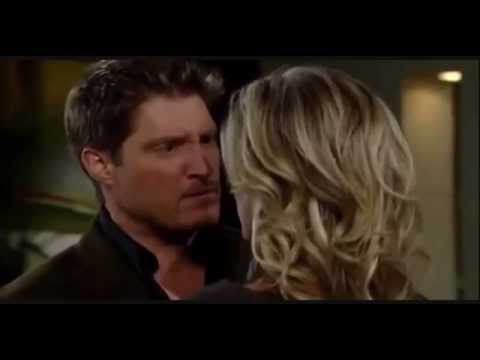 General Hospital : AJ Takes Care Of Carly - [1-15-13]