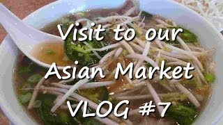 A visit to our local ASIAN MARKET ~ Vlog #7 by Tess's Kitchen