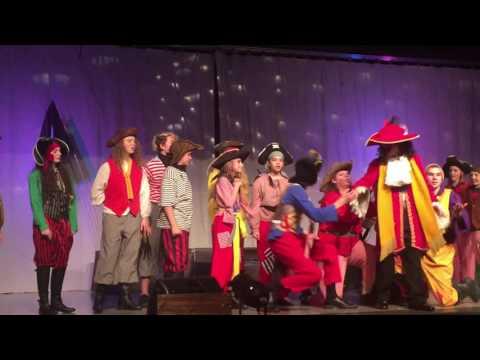 Fox Ridge Middle School presents Peter Pan Clip 5