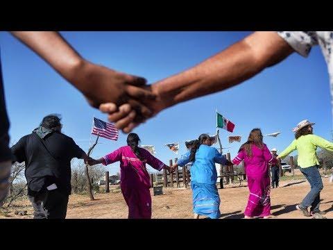 Tohono O'odham Invaded By Border Patrol & Israeli Surveillance Tech