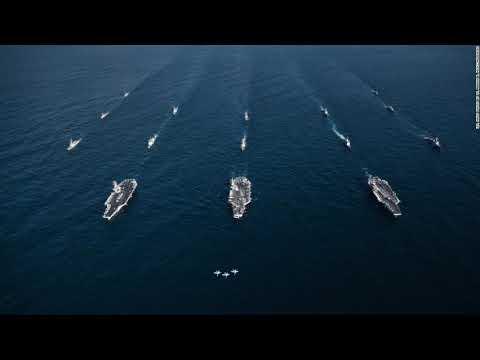 US Navy Pacific Fleet At Breaking Point  Politics