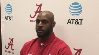 Alabama LB Rashaan Evans wants Butkus Award