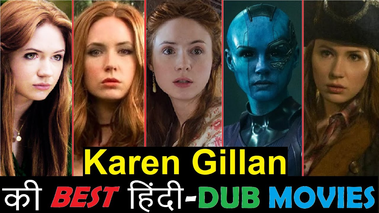 Karen Gillan All 11 Best Hindi Dubbed Movies List Franchise Movie Review Explained Youtube