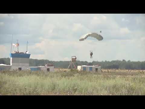 Десантирование спецназа Воздушно-Десантных Войск с 10 километров 2020 год