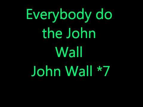 John Wall with lyrics