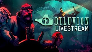 Diluvion Livestream with the Developers
