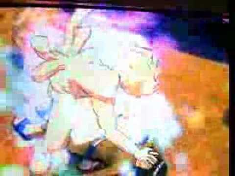 Rock Lee vs Curse Seal LV2 Jiroubou
