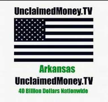 Arkansas   Unclaimed Money.org   Missing Money   Free Money