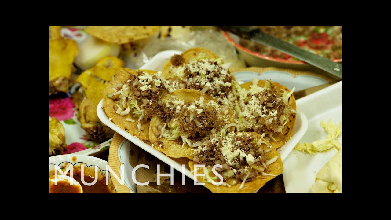 Download The Best Place for Food In Mexico: MUNCHIES Guide to Oaxaca (Part 1)