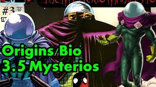 Origins/Bio: 3 (and a half) Mysterios - Where are they now?