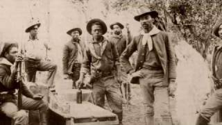 Repeat youtube video Buffalo Soldiers, America's black patriots in For Love of Liberty documentary
