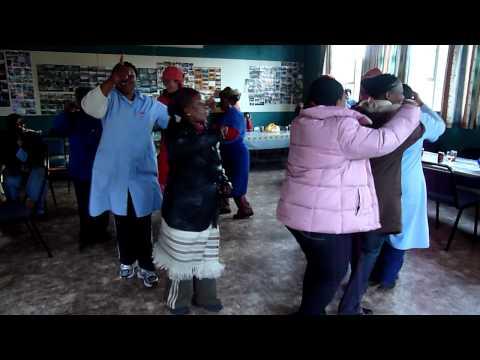 Malealea Staff Party, 2011 - Lesotho