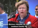 Sen Barbara Mikulski on Joe Biden and Barack Obama
