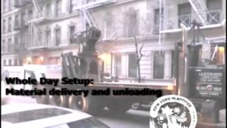 New York Plantings Rear Yard Renovation & Tree House Design & Installation In Manhattan, Nyc