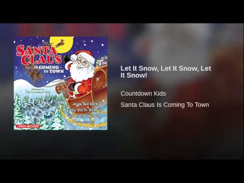 Let It Snow, Let It Snow, Let It Snow!