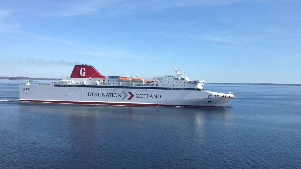 destination gotland båtbuss