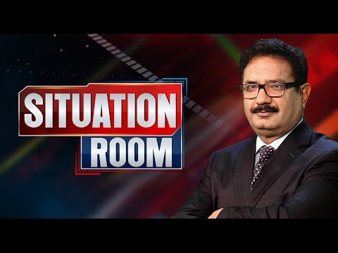 SItuation Room ( Arab Sheikhs brutality in Pakistan )      8 Jan 2017   24 News HD