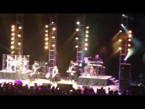Tamia Live at Carnival City - Never Gonna Dance Again
