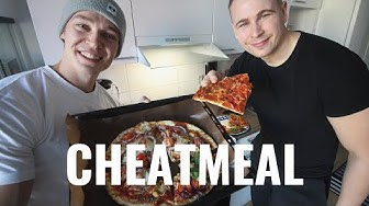 Pizzaperjantai – Aina ei tarvitse syödä ruokavalion mukaan