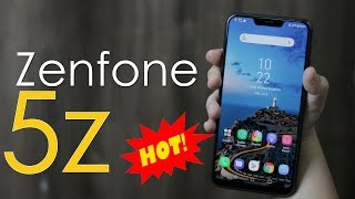 Asus Zenfone 5Z unboxing, first impression (Hindi) - OnePlus 6 se sasta! Rs. 29,999