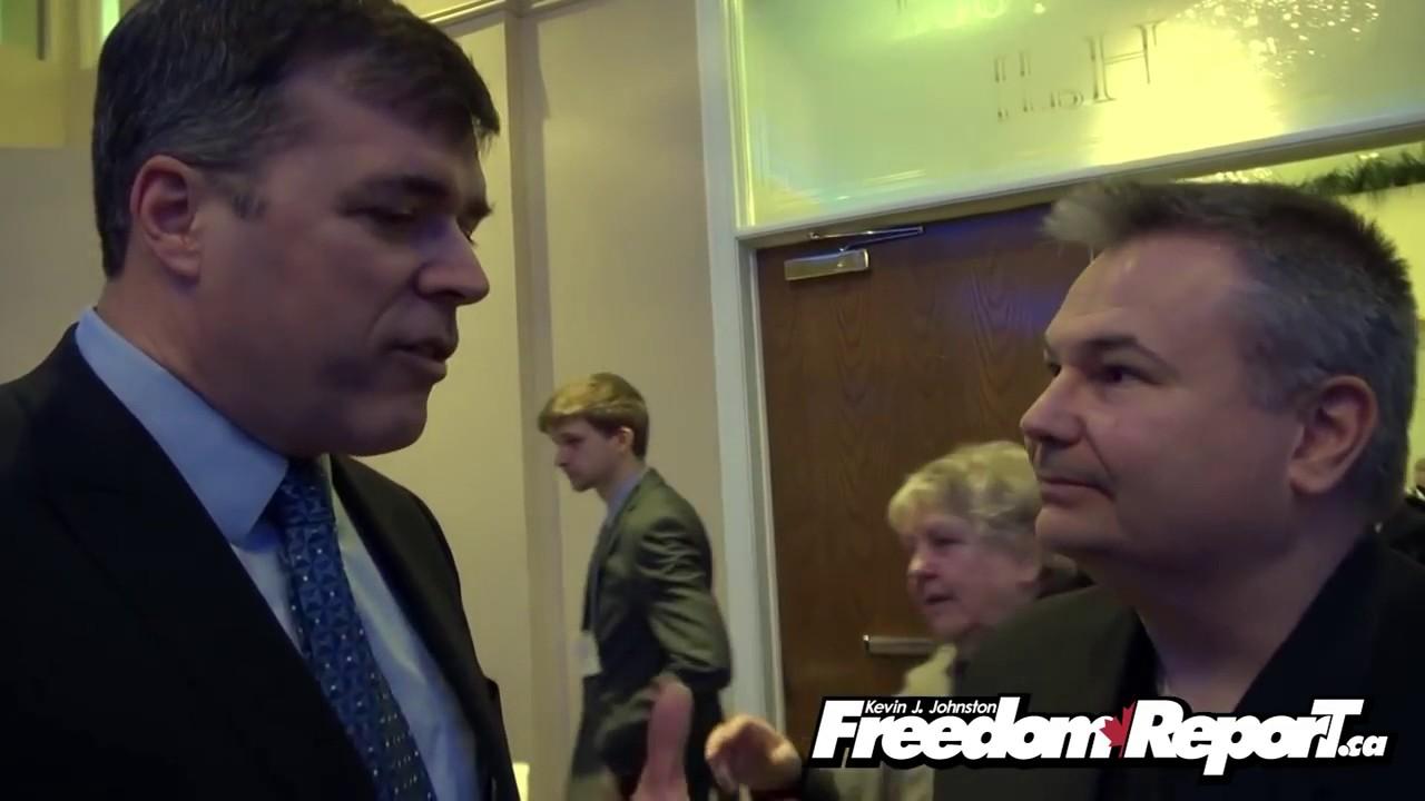39 Kevin J  Johnston Interviews Pierre Lemieux, PC Party Leadership Candidate cut 30s