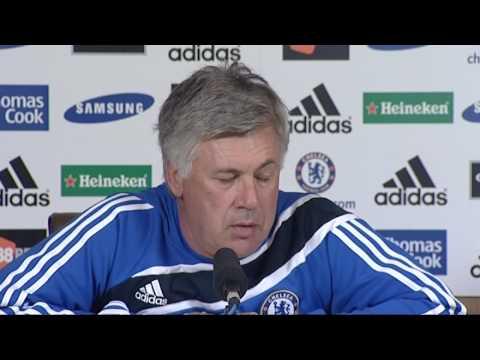 Drogba v Torres? The verdict from Chelsea boss Ancelotti